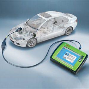 Usando los scanners más modernos, inspeccionamos el estado de los sensores, actuadores y funcionamientos general del vehículo. (leer más)